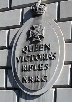 Queens Rifles